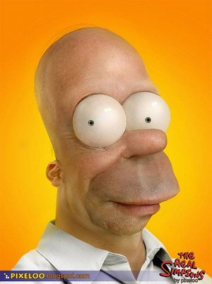 Homer in (fast) echt