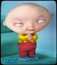 Stewie Griffin by Pixelboo